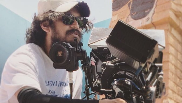 """Ace Cinematographer Jomon T John is all set to direct an epic film titled """"Kairali"""""""