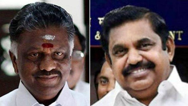 Amid reports of fresh patch-up plans between OPS & EPS groups, AIADMK Amma MLA praises Sasikala