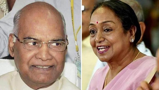 Kovind, Meira Kumar in Chennai today for prez poll campaigning