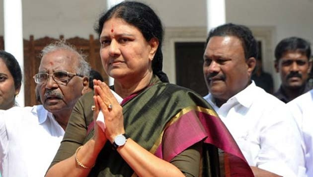 New video of Sasikala in jail emerges, party denies charge