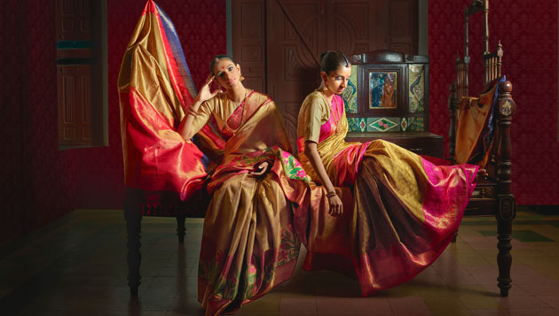 PALAM SILKS to Launch NAVA – A Premium Luxury Bridal Wear Collection