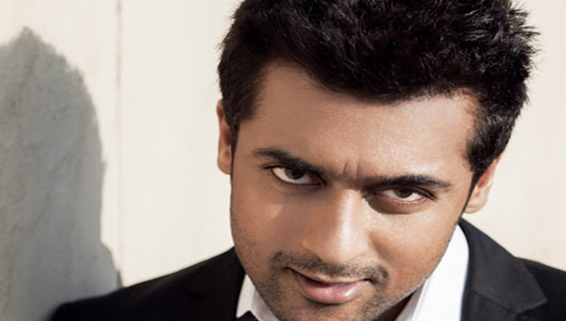 Suriya's new look wows fans