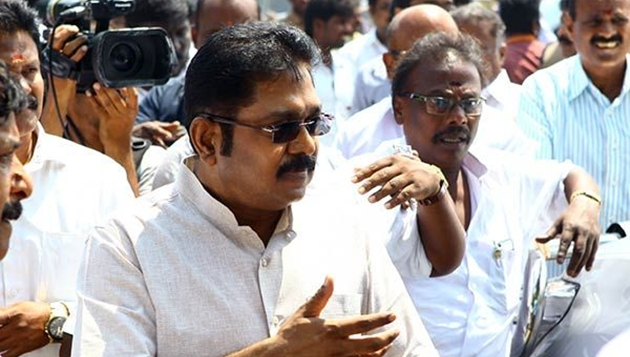 18 MLAs supporting Dinakaran revolt, get governor's appointment
