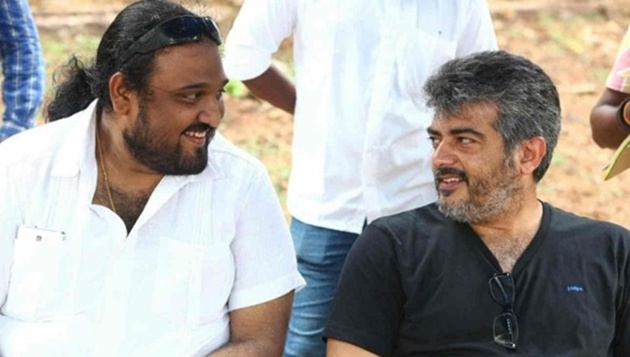 Ajith, director Siva to come together for 4th time