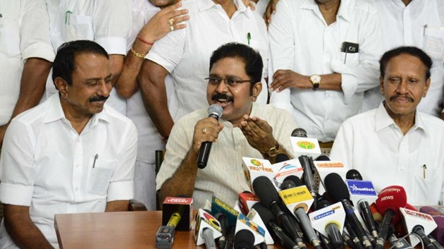 As more MLAs support TTV, CM calls for urgent meet of AIADMK top brass