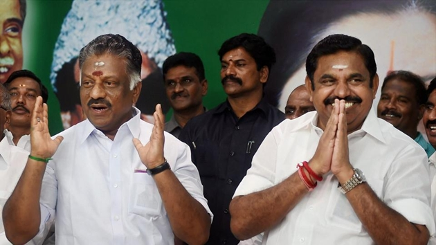 Crucial AIADMK meet in Chennai, governor expected to spell out decision on trust vote