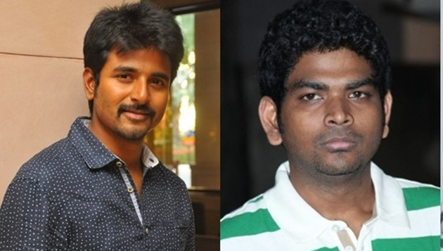 Sivakarthikeyan's next with Vignesh Shivan