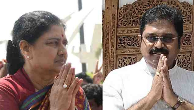 TTV meets Sasikala at prison, says he will take disciplinary action against some