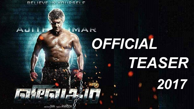 Vivegam trailer is packed with Ajith's action
