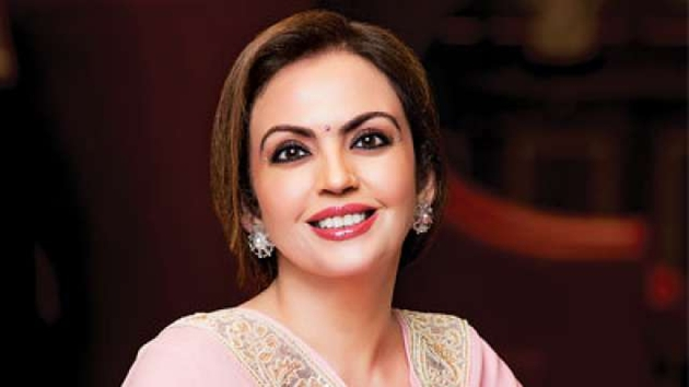 We are here for you, Nita Ambani tells Gujarat flood victims