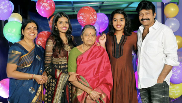 Actor Rajasekhar's mother passed away