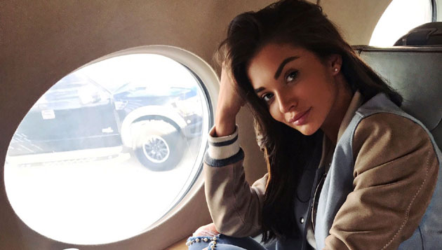 Amy Jackson to make her debut in America