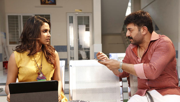 Arvind Swamy done with Bhaskar Oru Rascal