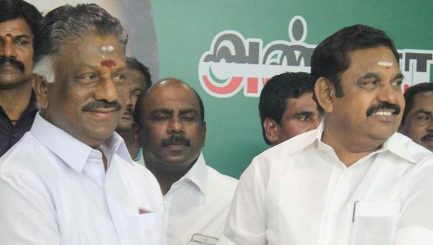Crucial AIADMK meet tomorrow, EPS-OPS group invites TTV faction