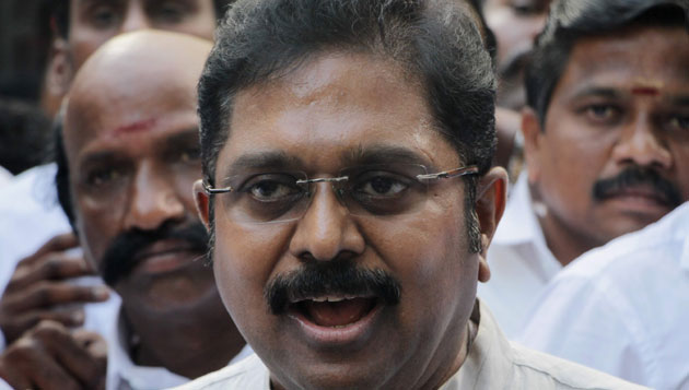 Dhinakaran vows to topple EPS govt in a week, CM says TTV will go to jail