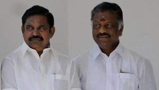 EPS-OPS team inform EC about Sasikala removal, MP from TTV camp shifts loyalties