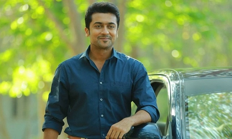 Suriya completes 20 years, thanks all