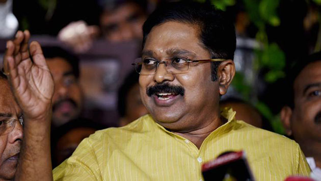 TTV removes EPS from key party post, targets TN police
