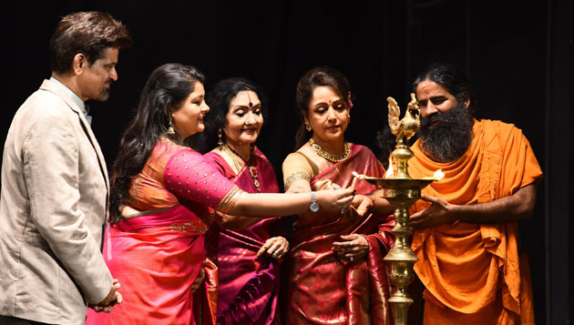 Jeppiar College of Engg. and Ishte presented Hema Malini's 'SYNERGY 2017'