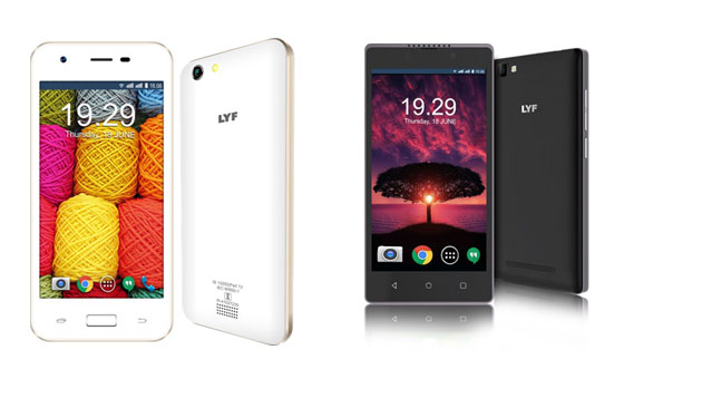 'LYF Mega Offer' brings LYF C 459 and C451 at an effective price of Rs 2392 & Rs 2692 respectively