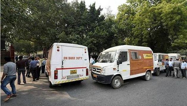 ATM van driver vanishes with Rs 28 lakh