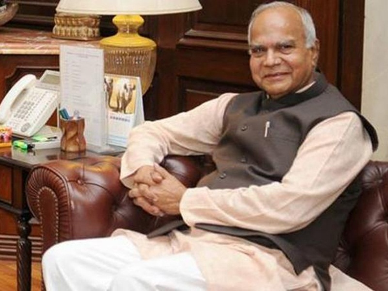 Banwarilal Purohit takes charge as TN governor