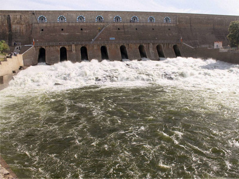 Cauvery water released from Mettur for Samba cultivation
