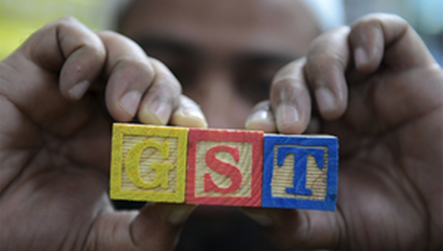 GST Revenue Collection Figures stand at Rs.92,150 crore as on 23rd October, 2017