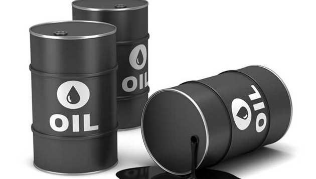Global Crude oil price of Indian Basket was US$ 55.81 per bbl on 13.10.2017