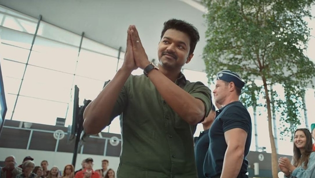 Joseph Vijay thanks all for supporting Mersal