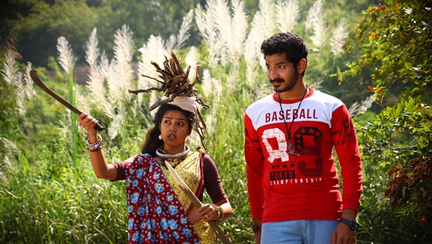 Maragathakkaadu    The Real Gem of Movie in Reel