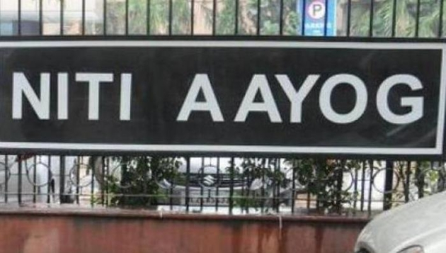 NITI Aayog discusses the new arrangement for earmarking of funds for SCs and STs