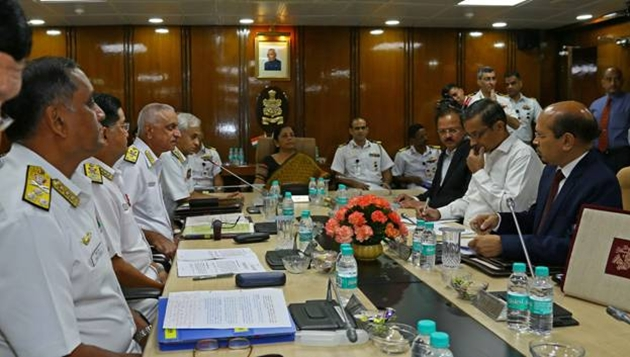 New Mission-Based Deployment concept to result in greater presence and visibility in IOR – Admiral Sunil Lanba, CNS