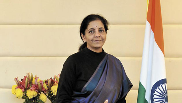Nirmala Sitharaman in Chennai, first visit as Defence Minister