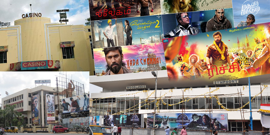 TN govt rejects Kollywood's request to withdraw local body entertainment tax