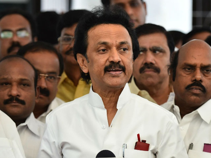 Take steps to revive economy: Stalin to PM, FM