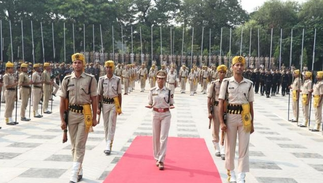 Union Home Minister pays homage to Police Martyrs on Police Commemoration Day