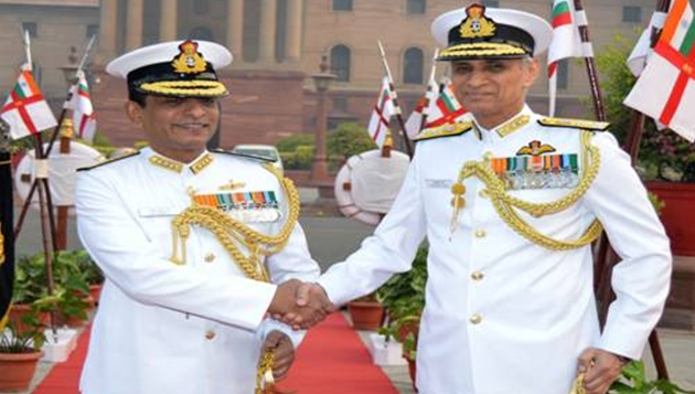 Vice Admiral Ajit Kumar P, AVSM VSM assumes charge as the  Vice Chief of Naval Staff (VCNS)