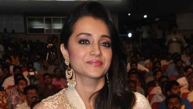 Why Trisha walked out of Saamy Square