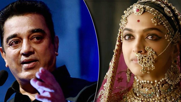 Kamal comes to Deepika's support, says her freedom shouldn't be denied