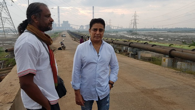 Kamal warns officials, says many areas in Chennai will get drowned