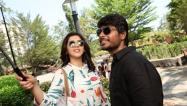 New trimmed version of 'Nenjil Thunivirundhal' in theatres from today