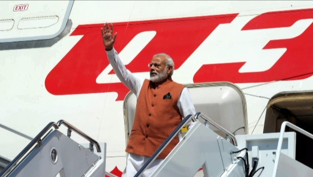 PM's statement prior to his departure to Philippines