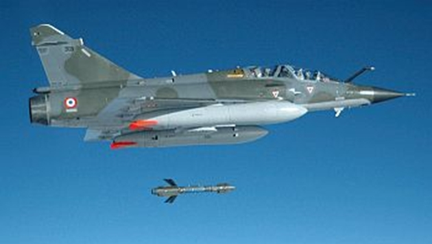 Successful Flight Test of Guided Bombs