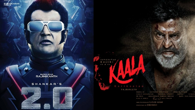 When will 2.0 and Kaala release?