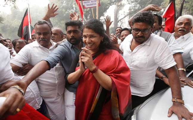 2G verdict DMK cheers, ED to go for appeal