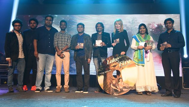 AR Rahman's KM Music Conservatory students compositions shortlisted for the Oscars 2018