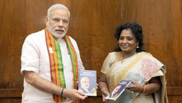 'BJP's victory will continue in TN too'