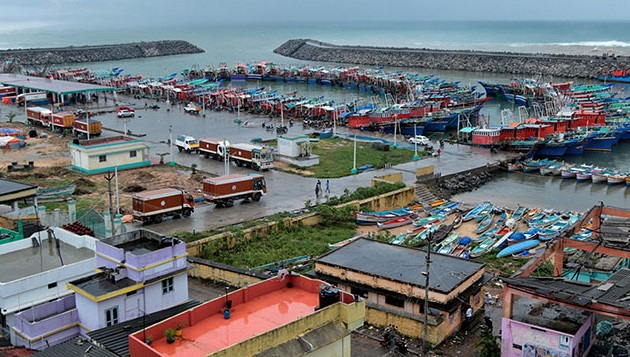Cyclone: Warships in rescue operations, more rains predicted