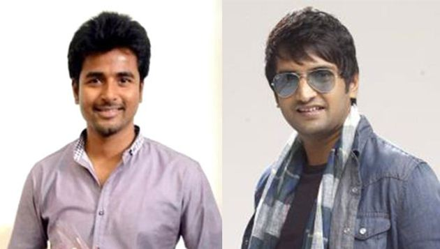 No competition between Sivakarthikeyan and me Santhanam